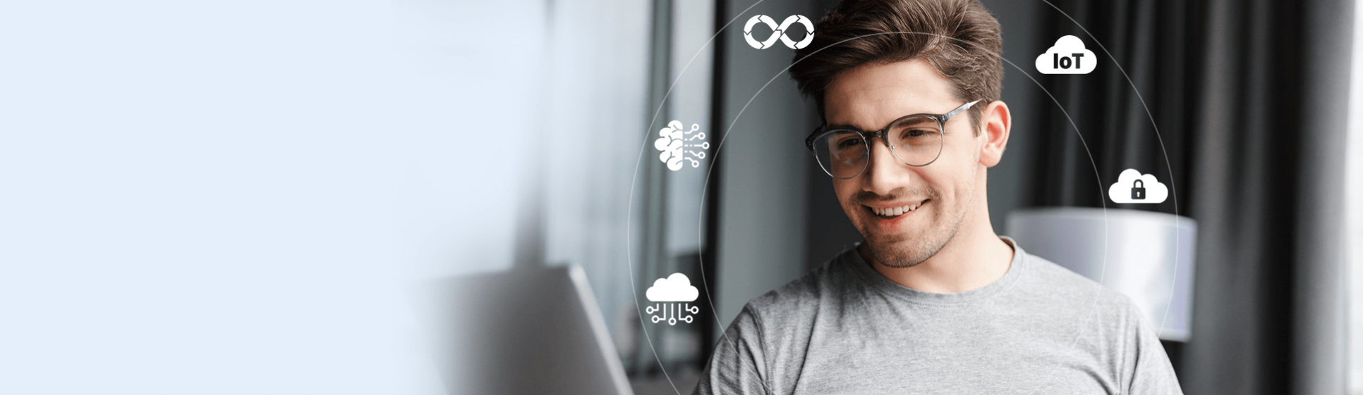 Enabling Individuals to Progress Using the Power of Cloud, AI/ML, DevOps, IoT, and Security